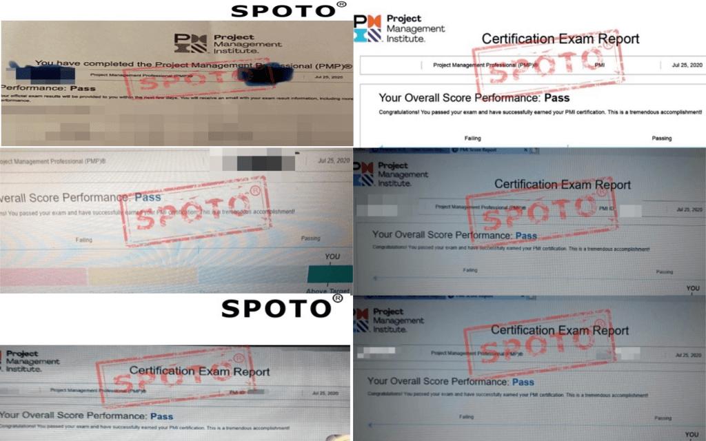 PMP-PASSING-REPORT