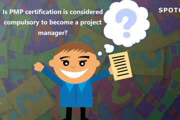 Is PMP certification is considered compulsory to become a project manager?