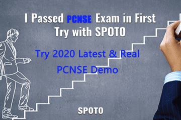 Download Free and Real SPOTO PCNSE Exam Demo