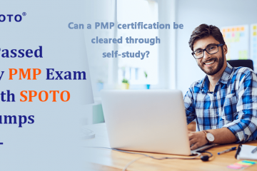Can a PMP certification be cleared through self-study?