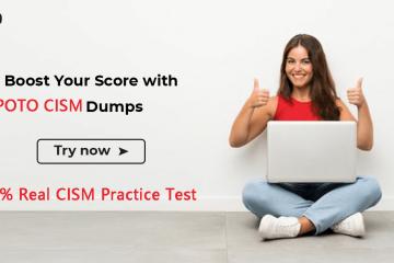 Free CISM Exam Demo Real Exam Questions SPOTO