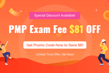 Get Special Discount-Have You Got PMI-PMP Promo Code to Save Exam Fee?