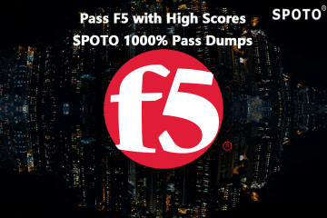 What are some tips to pass F5 101 exam?