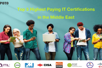 Top 5 Highest-paid IT Certifications in the Middle East