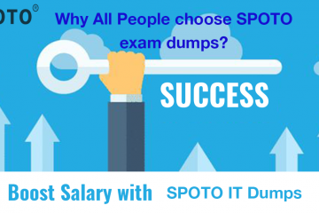 Why All People choose SPOTO exam dumps?
