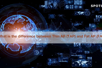 What is the difference between Thin AP (TAP) and Fat AP (FAP)?