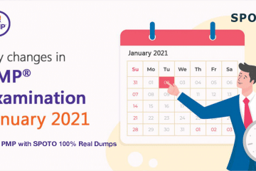 Will the PMP exam change in 2021?