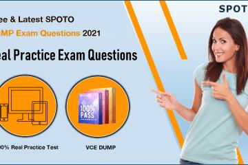 Free & Latest SPOTO PgMP Exam Questions 2021