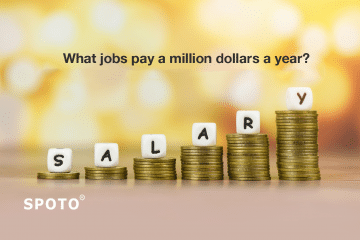 What jobs pay a million dollars a year?