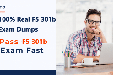 Try Real & Latest F5 301b Exam Questions at SPOTO