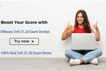 2021 Latest VMware 2v0-21.20 Exam Demo SPOTO