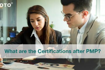 What are the Certifications after P.M.P.?