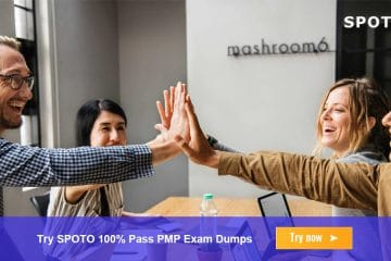 What is the success ratio of PMP certifications?