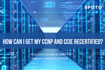 How can I get my CCNP and CCIE recertified?