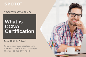 What is Cisco CCNA certification?