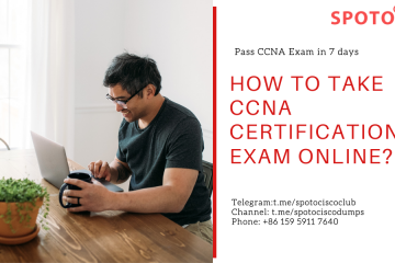 How to Take CCNA Exam Online?