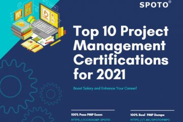 Top 10 Project Management Certifications for 2021