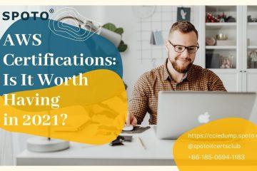 AWS Certified: Is it worth it in 2021?
