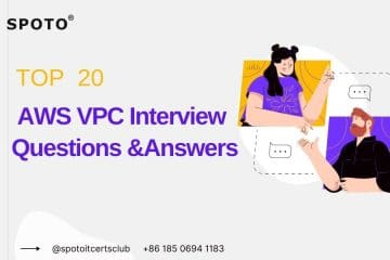 TOP 20 Samples of AWS VPC Interview Questions & Answers