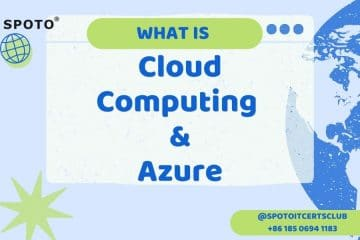 What is Cloud Computing and What is Microsoft Azure Foundations?