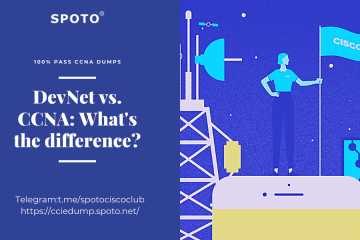What's the difference between DevNet and CCNA?