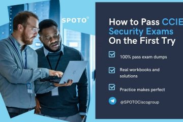 How to Pass CCIE Security Exams On the First Try