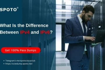 What Is the Difference Between IPv4 and IPv6?