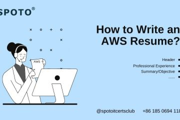 How to Write an AWS Resume? Hand-in-hand Guidance