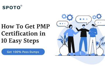 How to get PMP certificaiton in 10 steps