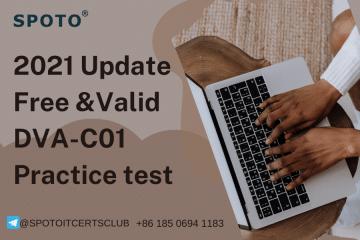 Download 2021 Update Free & Valid DVA-C01 Practice Test