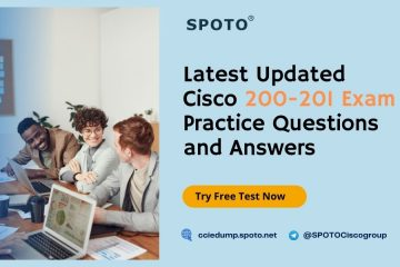 Latest Updated Cisco 200-201 Exam Practice Questions and Answers