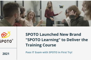 """SPOTO Launched New Brand """"SPOTO Learning"""" to Deliver the Training Course"""