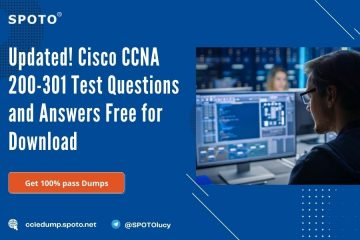 Updated! Cisco CCNA 200-301 Test Questions and Answers Free for Download