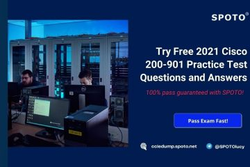 Try Free 2021 Cisco 200-901 Practice Test Questions and Answers