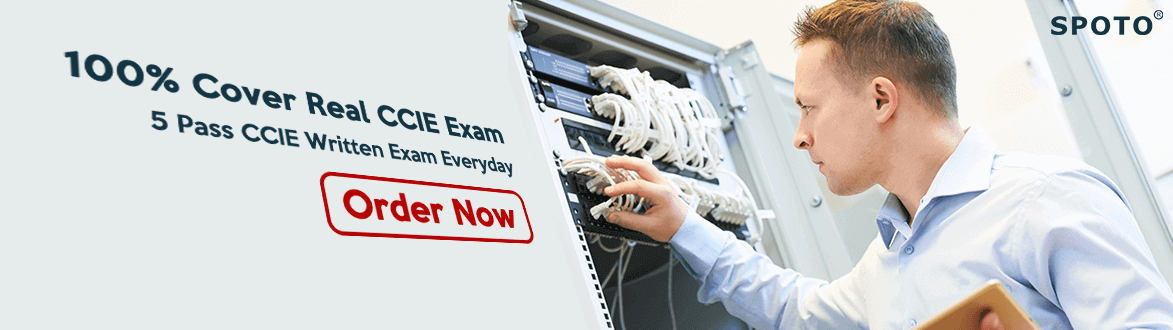 SPOTO CCIE Certification Exam