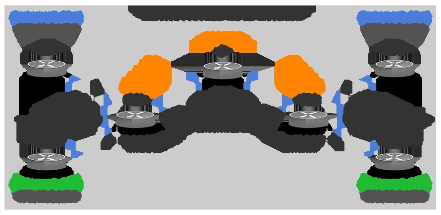 BGP / MPLS Layer 3 VPNs