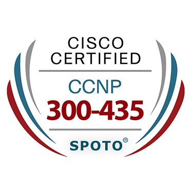 CCNP 300-435 ENAUTO Exam Information Written And Lab Dumps