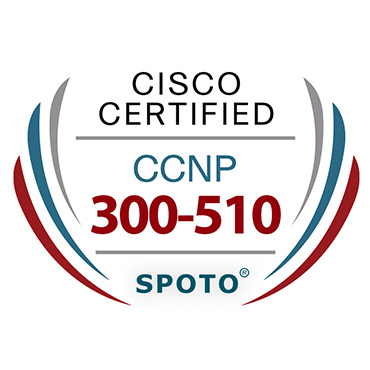 CCNP 300-510 SPRI Exam Information
