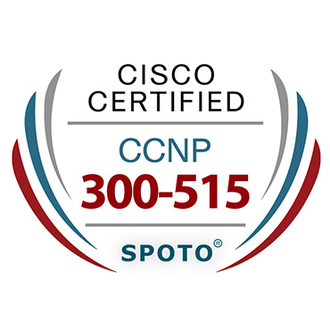 CCNP 300-515 SPVI Exam Information