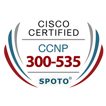 CCNP 300-535 SPAUTO Exam Information