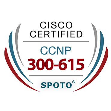 CCNP 300-615 DCIT Exam Information