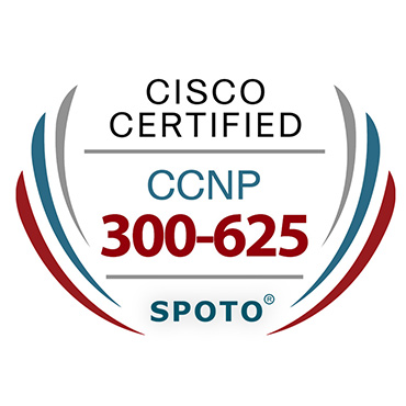 CCNP 300-625 DCSAN Exam Information