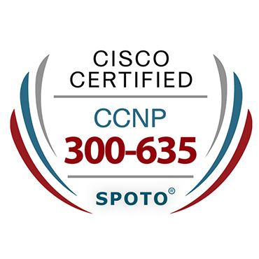 CCNP 300-635 DCAUTO Exam Information