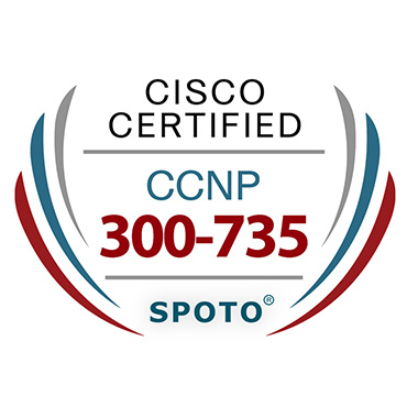 CCNP 300-735 SAUTO Exam Information Written And Lab Dumps