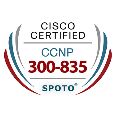 CCNP 300-835 CLAUTO Exam Information Written And Lab Dumps