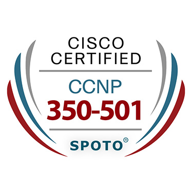 CCNP 350-501 SPCOR Exam Information