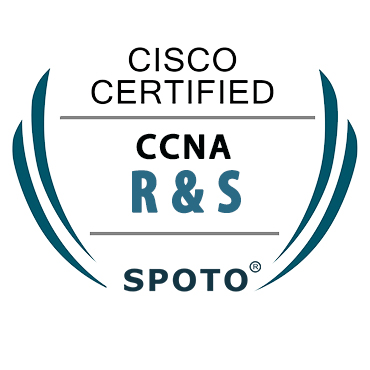 SPOTO CCNA R&S Dumps are always up-to date to ensure your exam success