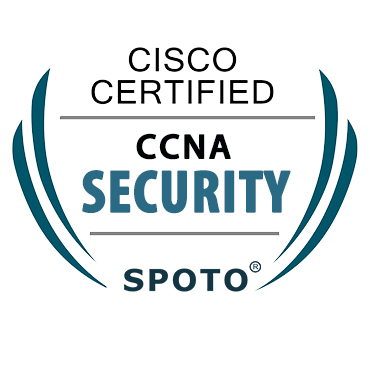 SPOTO CCNA Security Exam Dumps for Cisco Exam | 100% valid