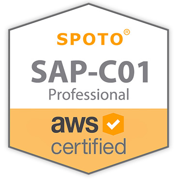AWS SAP-C01 Certified Professional Solutions Architect Exam