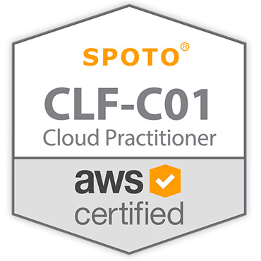 AWS Cloud Practitioner (CLF-C01) Certified Exam